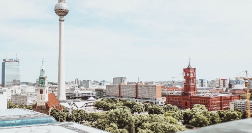 Berlin's Property Prices on the Rise