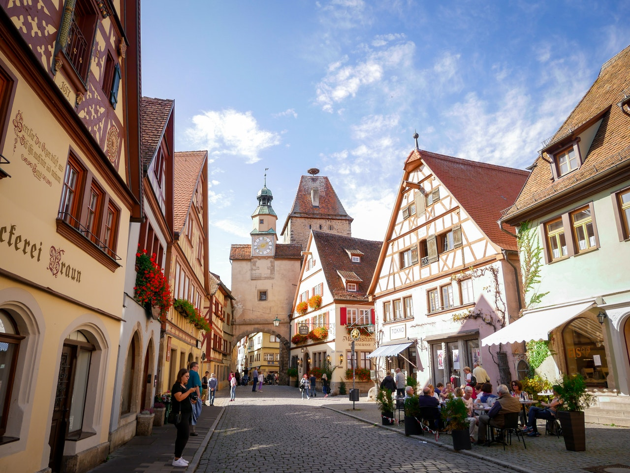 The German rental market have changed