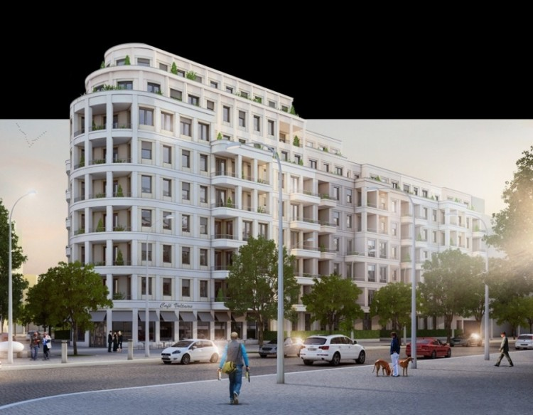 Property for Sale in Kurfürstenstraße, Mitte, Berlin, Berlin, Germany