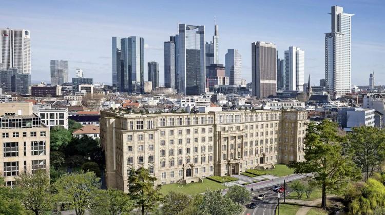 Property for Sale in Fredrich-Ebert-Anlage, Frankfurt, Hesse, Germany