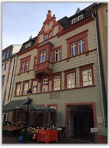 Property for Sale in Salzstrasse 34, Naumburg, Saxony-Anhalt, Germany
