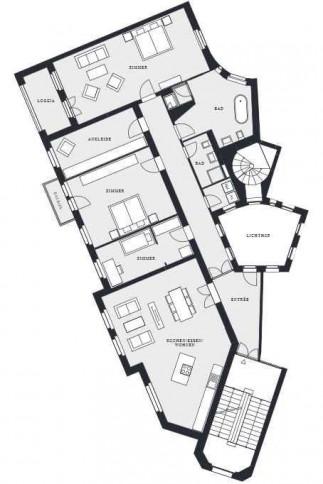 Property for Sale in Grunewald, Charlottenburg-Wilmersdorf, Berlin, Berlin, Germany