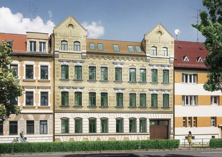 Leipzig suburb