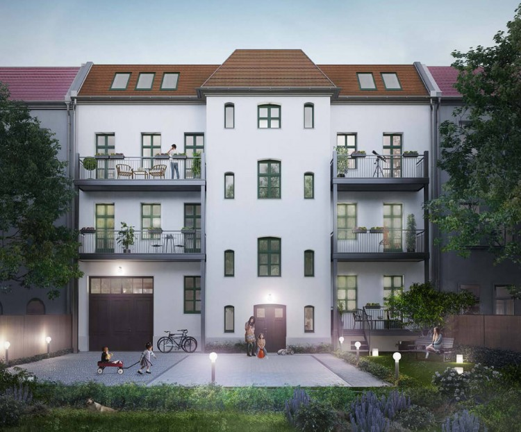Property for Sale in Leipzig suburb, Saxony, Germany