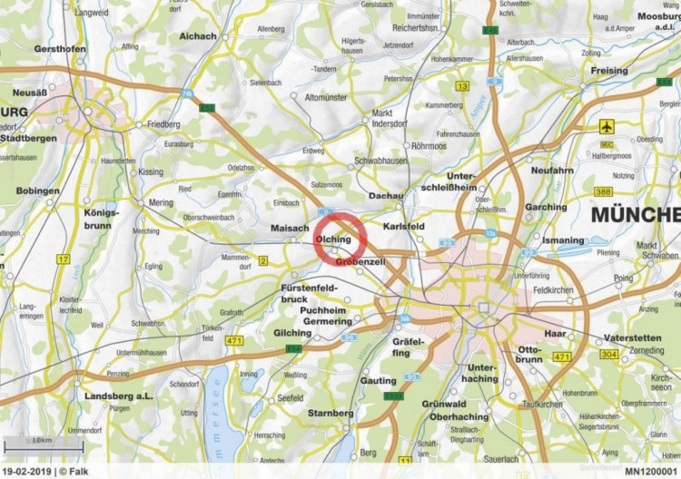 Property for Sale in Munich suburb, Germany